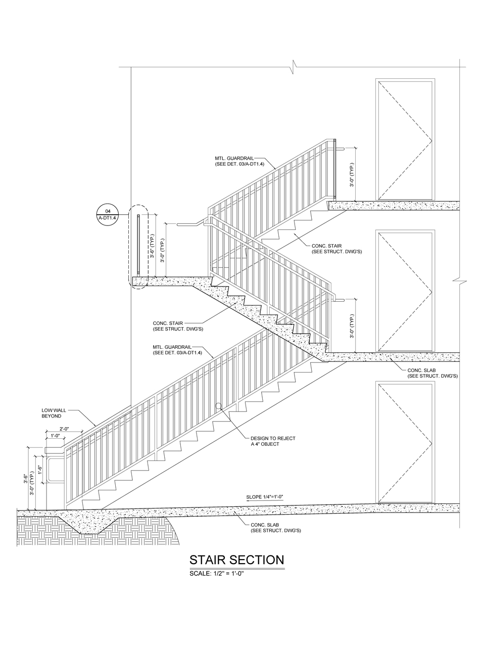 03_Stair_Section